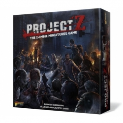 Project Z - The Zombie Miniatures Game (Castellano)