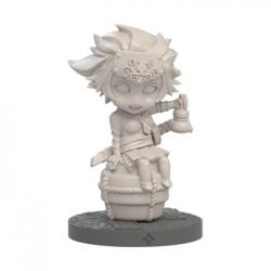 Tus partidas de Ninja All-Stars adquirirán un tinte muy especial con la figura de Shojo.