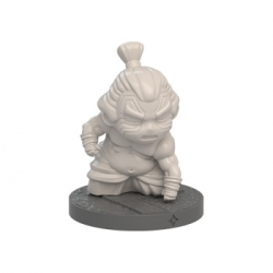 Yokozuna expansion character for Ninja All-Stars basic battle game by Edge Entertainment