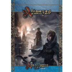 La alianza es el hogar de los magi y el corazón de las sagas de Ars Magica.