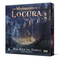Expansion The Mansions of Madness (Second Edition) Beyond the Threshold of Edge