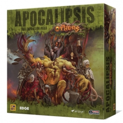 The Apocalypse Big Expansion of the board game The Others by Edge