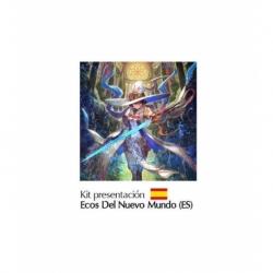 FORCE OF WILL PRESENTACION ECOS DEL NUEVO MUNDO (SPANISH)