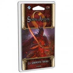 La Serpiente Negra es una Aventura de 60 cartas fijas para el ciclo Los Haradrim de El Señor de los Anillos: el Juego de Cartas