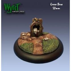 Graveyard 50mm Bases