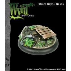 Bayou 50mm Bases