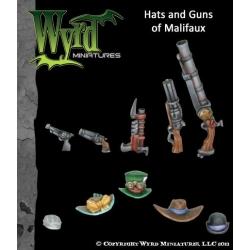 Hats and Guns of Malifaux