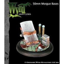 Morgue 50mm Bases