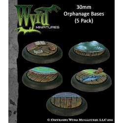 Orphanage 30mm Bases (5 Pack)