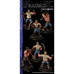 Union Miner (3 Pack)