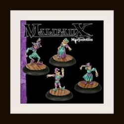 Marionettes (4 Pack)