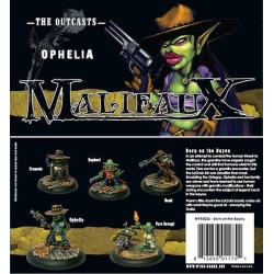 BOX SET OPHELIA (Born on the Bayou)
