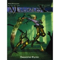 Malifaux: Twisting Fates Rulebook (Clearance)