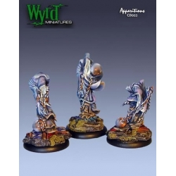 Twisted - Apparitions (3 Pack)