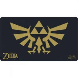 UP - PLAYMAT - THE LEGEND OF ZELDA: BLACK & GOLD PLAYMAT WITH TUBE