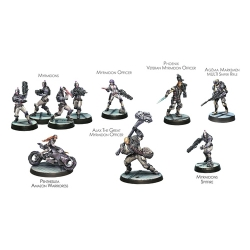 ALEPH - STEEL PHALANX 300PTS PACK