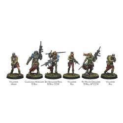 ARIADNA - CALEDONIAN HIGHLANDER ARMY