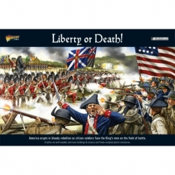LIBERTY OR DEATH' AMERICAN WAR OF INDEPENDENCE BATTLE SET