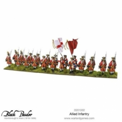 Marlborough's Allied Infantry