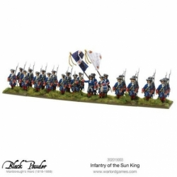 Marlborough's Infantry of the Sun King