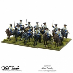 Marlborough's Allied Cavalry