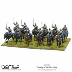 Marlborough's Cavalry of the Sun King