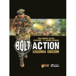 BOLT ACTION RULEBOOK - ESPAÑOL