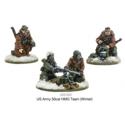 US ARMY 50.CAL HMG TEAM (WINTER)