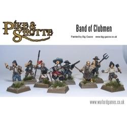 Clubmen Militia (8)