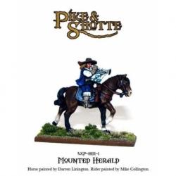 Mounted Herald