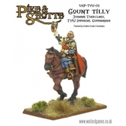 Count Tilly - The Monk In Armour