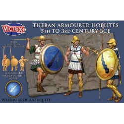 THEBAN ARMPURED HOPLITES 5TH TO 3RD CENTURY BCE