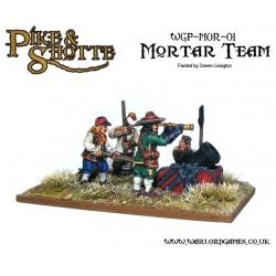Mortar + Crew