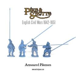 Armoured Pikemen (8)