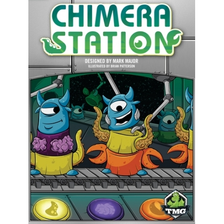 CHIMERA STATION CASTELLANO