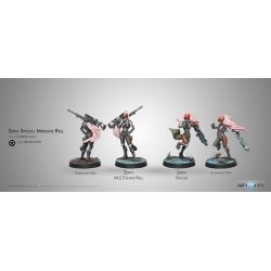 COMBINED ARMY: ZERAT SPECIAL MISSION FROM INFINITY