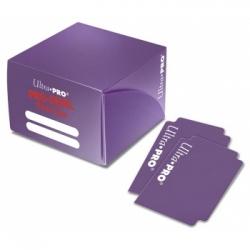 ULTRA PRO DECK BOX DUAL VIOLETA