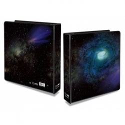 ÁLBUM 3 ANILLAS GALAXY SERIES - ULTRA PRO