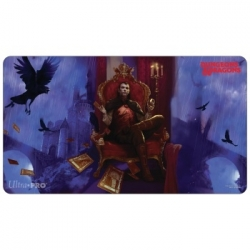 UP - PLAYMAT - DUNGEONS & DRAGONS - COUNT STRAHD VON ZAROVICH