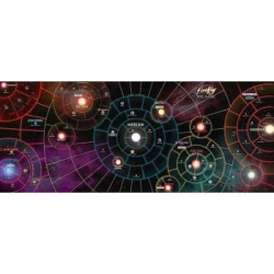 FIREFLY: THE GAME - THE WHOLE DAMN 'VERSE GAME MAT - EN