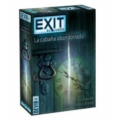 EXIT 1 El juego: La Cabaña Abandonada