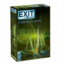 EXIT 3 EL JUEGO: EL LABORATORIO SECRETO (SPANISH)