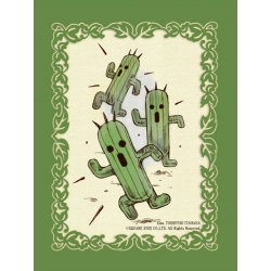 FUNDAS FINAL FANTASY CACTUAR (60)
