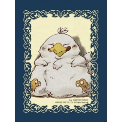 FUNDAS FINAL FANTASY FAT CHOCOBO (60)