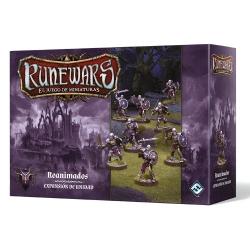 Expansión Runewars Reanimados de Fantasy Flight Games