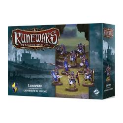 Expansión Runewars Lanceros de Fantasy Flight Games