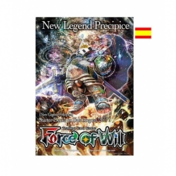 DISPLAY MAZOS FORCE OF WILL BLOQUE REIYA (5) (SPANISH) CARD GAME