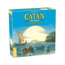 Navegantes De Catan expansión marítima juego de mesa Los Colonos de Catan