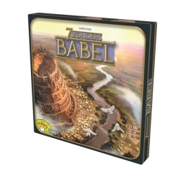 Babel Expansion to complete the basic 7 Wonders civilization game