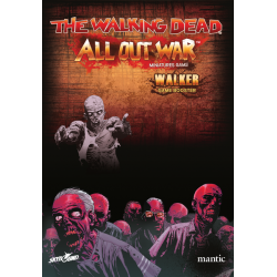 Walker Game Booster (Spanish) The Walking Dead All Out War